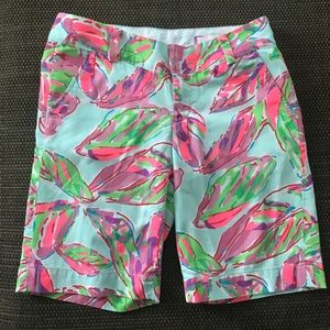 Lilly Pulitzer Woman's The Chipper Short sz 0